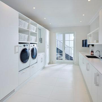 Buckinghamshire, Laundry Room