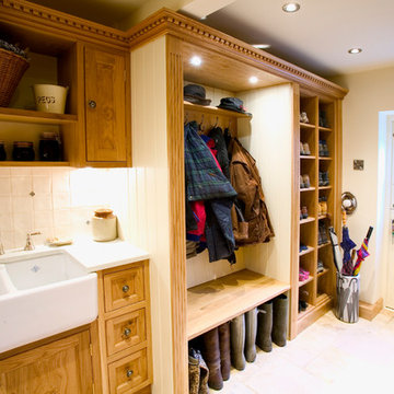 Cheshire Utility and Boot room