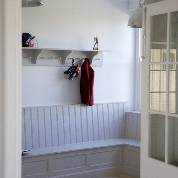 Classic English Boot Room | Ashurst House