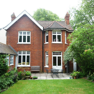 Edwardian detached home, Hertfordshire