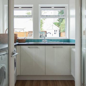 Extension to an Edwardian house in Bristol