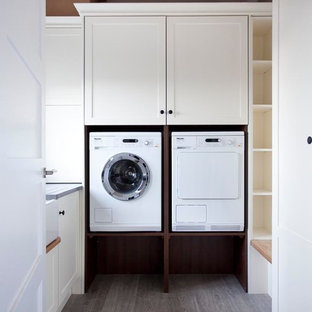 Inspiration for a classic utility room in Other.