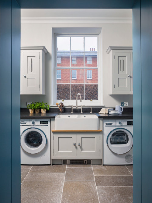 Utility room design ideas renovations photos for Utility rooms uk