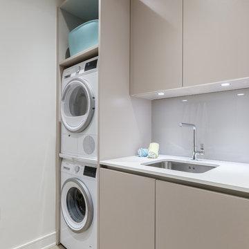 Harpenden, New Build Kitchen & Joinery Design
