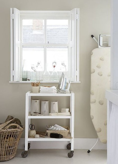Country Utility Room by Designerpaint