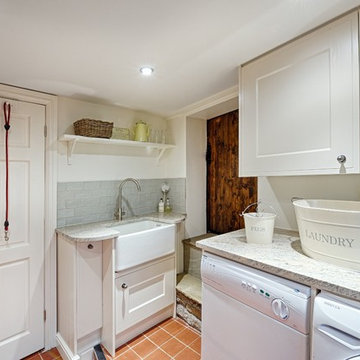 Kitchen, bathroom, ensuite and utility