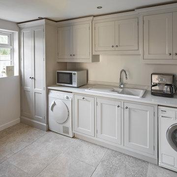 Kitchen extension, Wiltshire