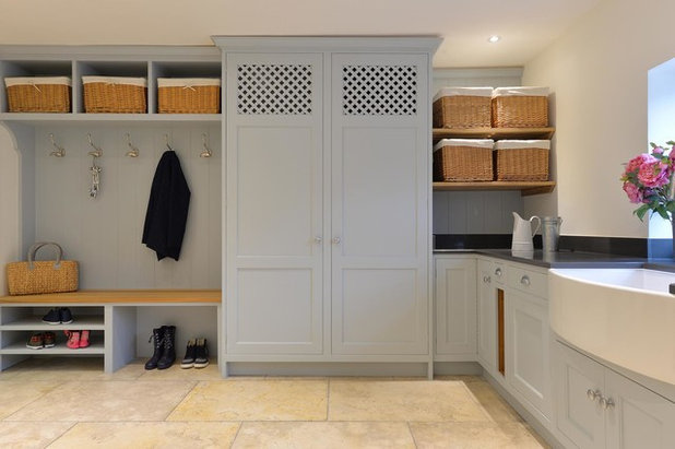 Dream Spaces: 10 Ideas for a Get-It-Done Utility Room