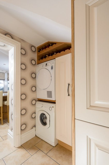Traditional Laundry Room by Milligan and Jessop