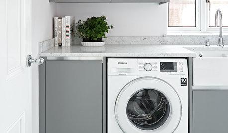 Sådan rengør du vaskemaskinen
