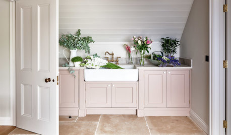 Houzz Tour: A Former Farmhouse and Pigsty is Transformed