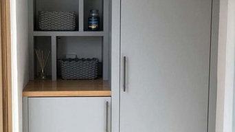 Small utility room sutton