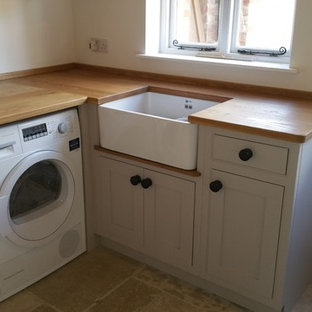 Small utility room