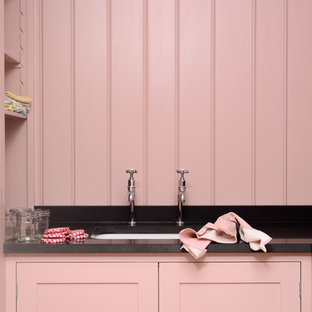 Inspiration for a laundry room in Other.