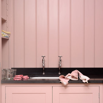 South Downs Utility Room by deVOL