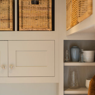 Storage shelves by Christopher Howard