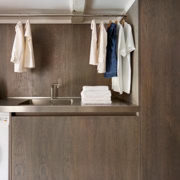 Teddy Edwards Bespoke Laundry Room Furniture
