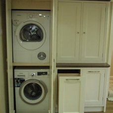 Traditional Laundry Room by Krantz Designs