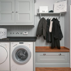 Traditional Laundry Room by Lewis Alderson & Co
