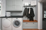 Traditional Utility Room