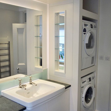 Utility rooms/cloakrooms
