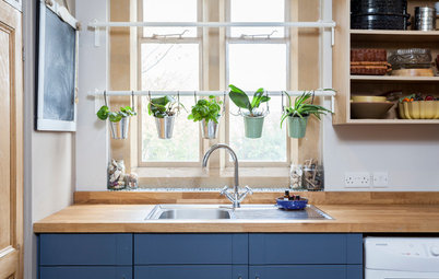 10 Things You Didn't Know You Could Fit into Your Small Kitchen
