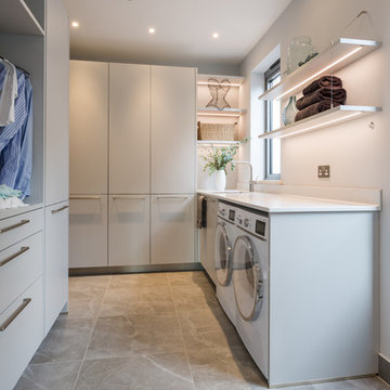 Wimbledon New Build - Kitchen and Utility