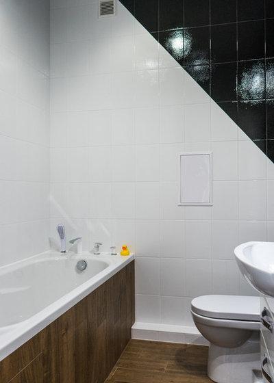 Современный Ванная комната by Наталья Степченко
