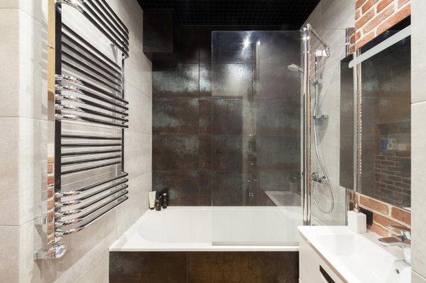 Лофт Ванная комната by Юлия Сологубова/ Antresole