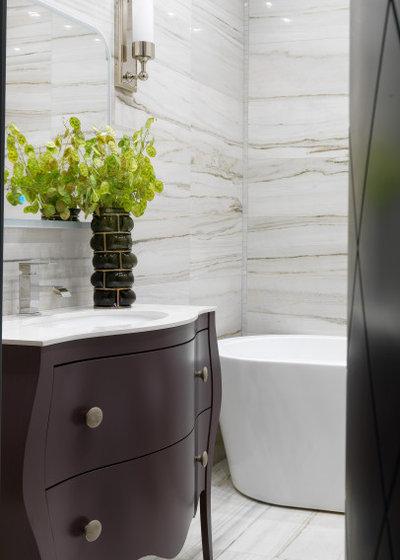 Ванная комната by Design by Dascha Mayer