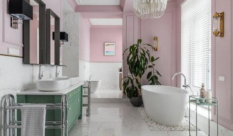Проект недели: Ванная комната из квартиры в Ульяновске