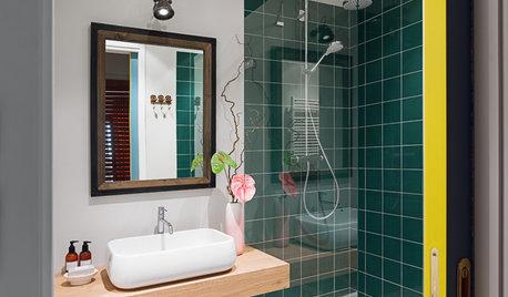 Тренды из жизни: Ванные, которые популярны прямо сейчас