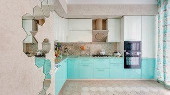 Дом 120 кв.м. для взрослой пары с большой семьей