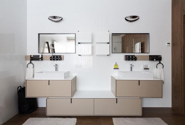 Современный Ванная комната by Екатерина Титенко
