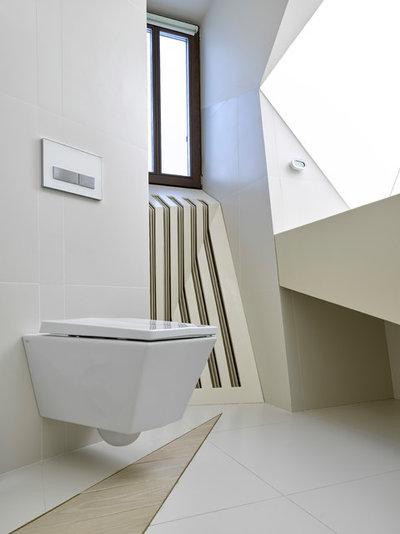 Современный Ванная комната by Кузьма Зорин