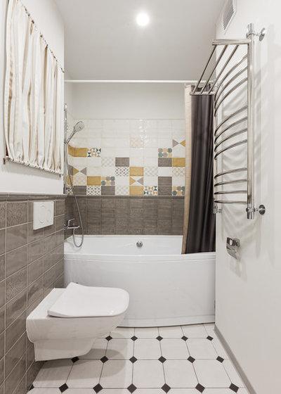 Современный Ванная комната by Lares Design