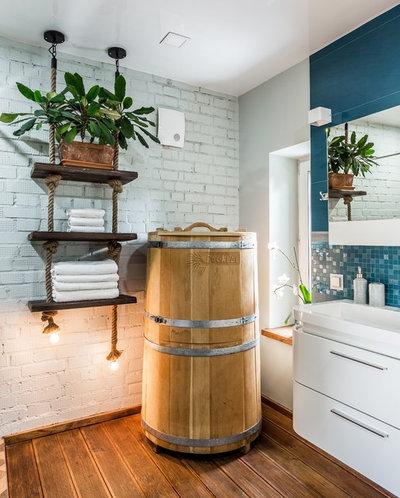 Современный Ванная комната by Дизайнерский дом GivettoCasa