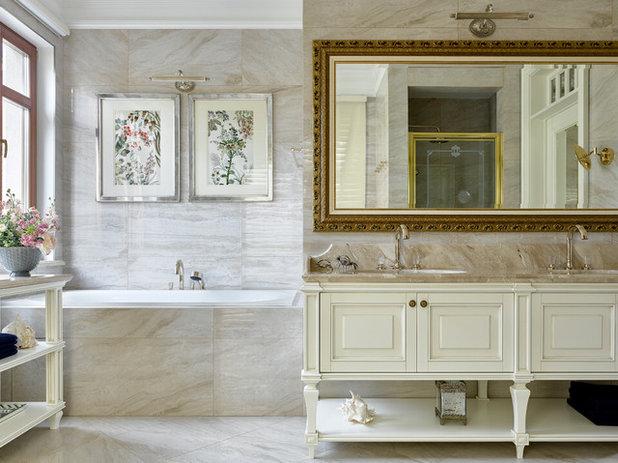 Классический Ванная комната by Татьяна Цивилева