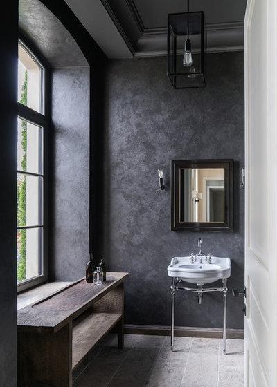 Современный Ванная комната by Архитектурная мастерская Нины Прудниковой