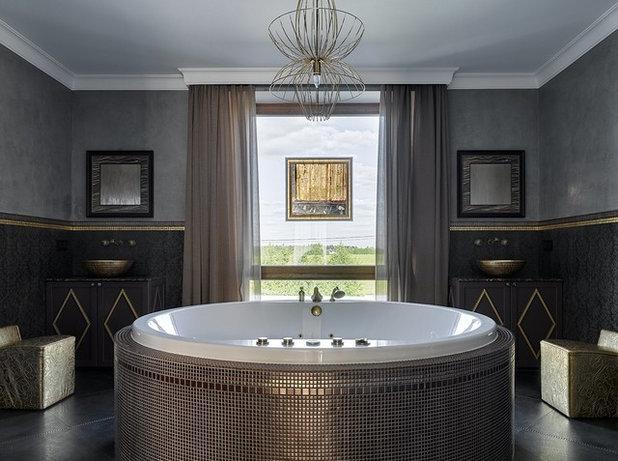 Современный Ванная комната by Женя Жданова