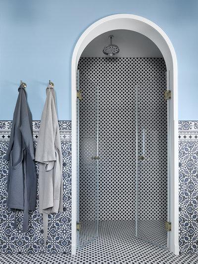 Средиземноморский Ванная комната by Lavka-Design