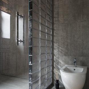 Brique de verre pour douche : Photos et idées déco