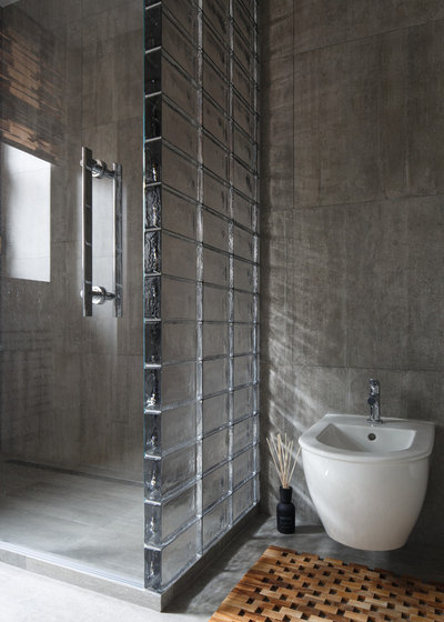 Contemporary Bathroom by BOTTEGADESIGN