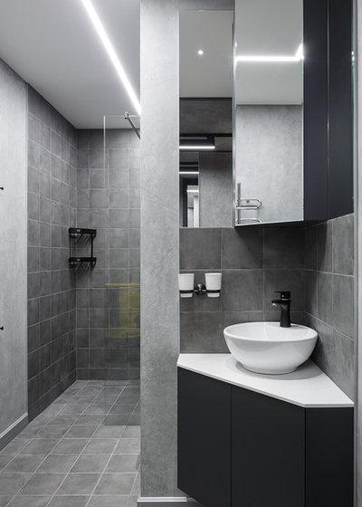 Современный Ванная комната by Setus Design
