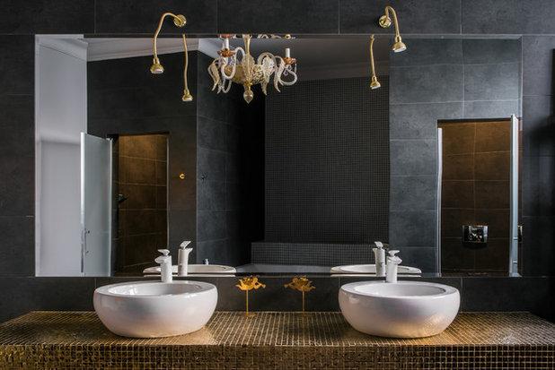Современный Ванная комната by Дизайн студия Анны Котлинской