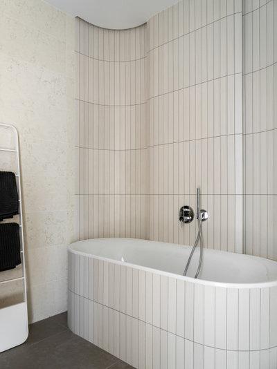 Современный Ванная комната by Малика Боранбаева