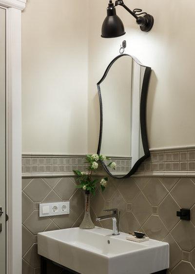 Современный Ванная комната by Екатерина Шубина