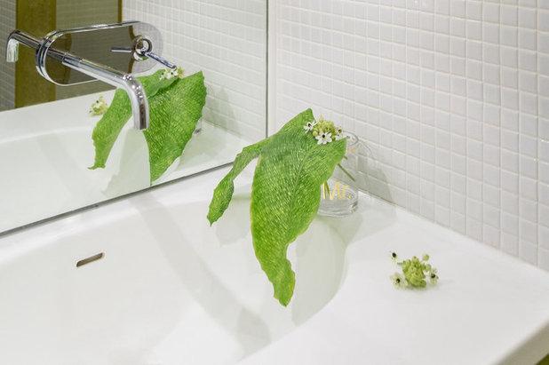 Ванная комната by iPozdnyakov Studio