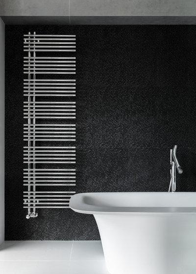 Cuarto de baño by 4a Architekten Moscow