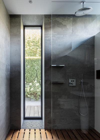 Contemporáneo Cuarto de baño by 4a Architekten Moscow